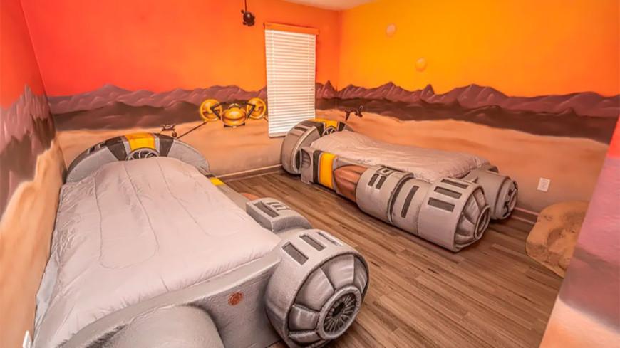 Airbnb propose de passer une nuit dans une villa inspirée de Star Wars
