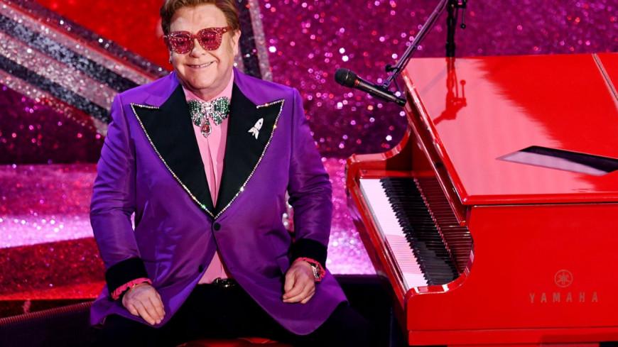 Oscars 2020 : Elton John récompensé
