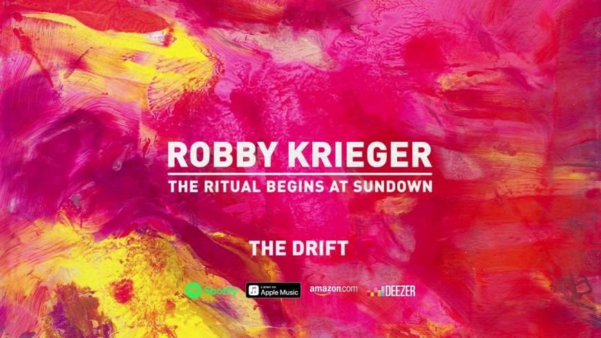 THE DOORS : Robby Krieger un album solo en projet
