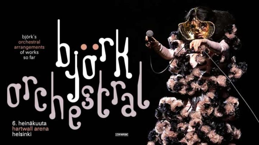 Björk annonce son retour en région parisienne