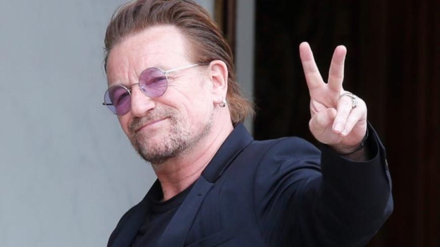 Coronavirus : Bono réalise une musique en hommage aux Italiens, solidaires en musique (vidéo)