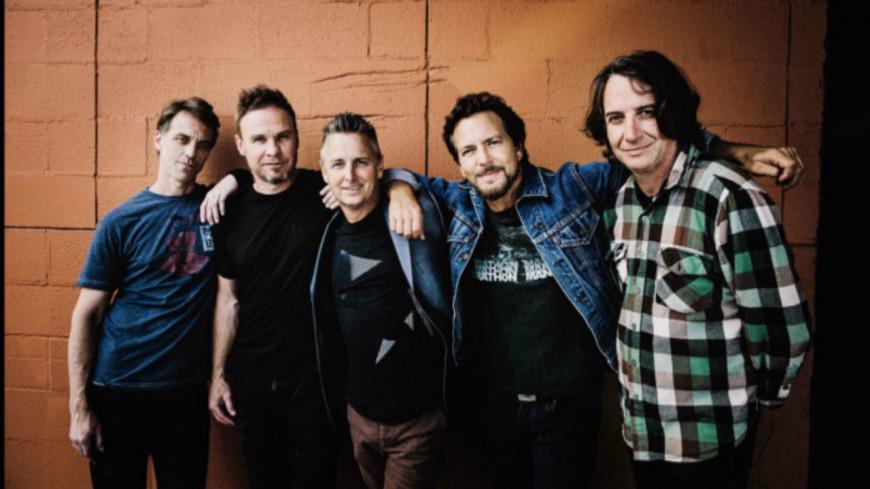 """Pearl Jam : la hotline """"Gigaton"""" pour promouvoir le nouvel album"""