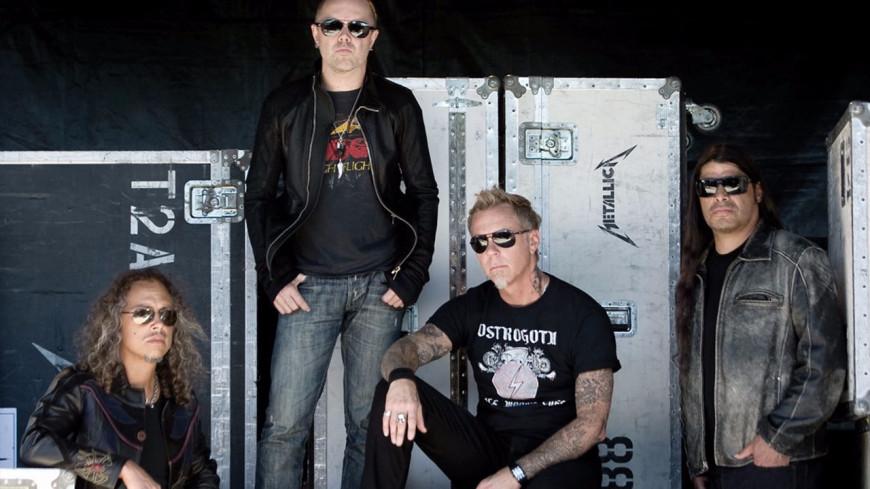 Metallica fait un don de 350 000$ pour lutter contre le Covid-19