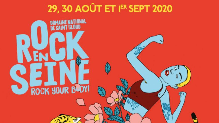 Pas d'édition 2020 pour le festival Rock en Seine