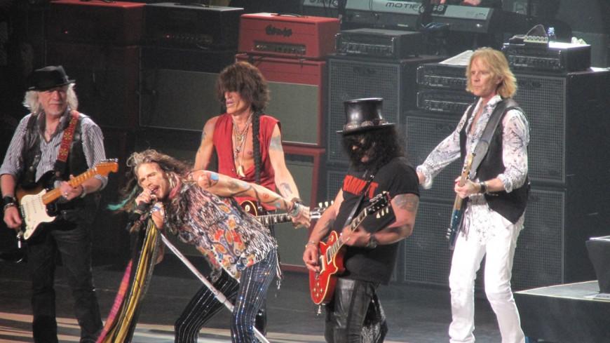 Une nouvelle date parisienne pour le groupe Aerosmith