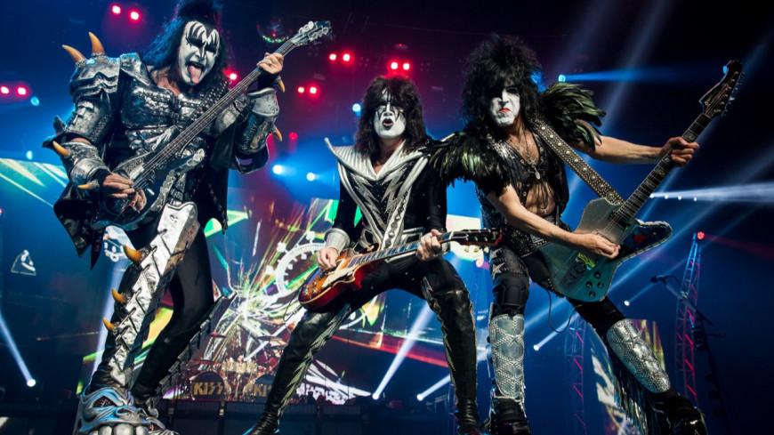 Kiss reporte sa tournée européenne