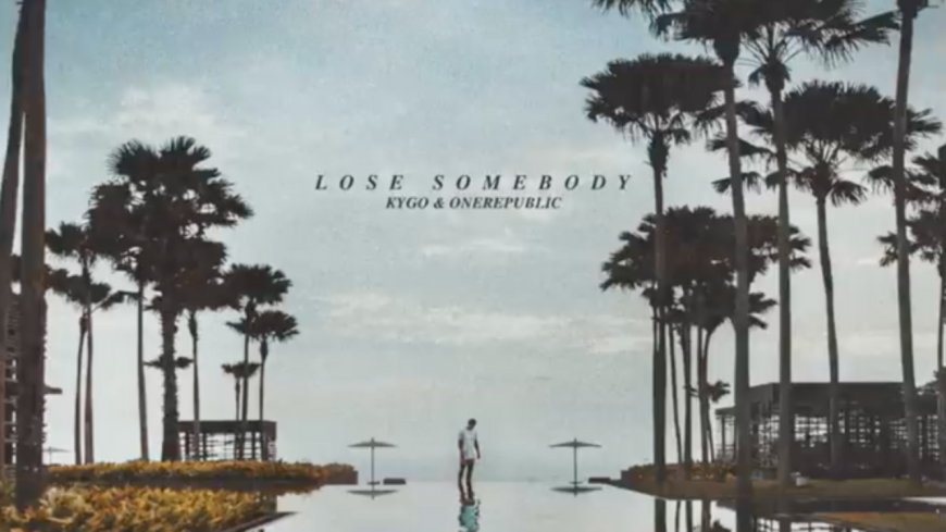 Kygo et OneRepublic partagent le clip de  « Lose Somebody » !