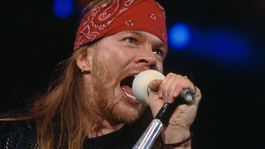 Axl Rose (Guns n' Roses) s'en prend à Donald Trump