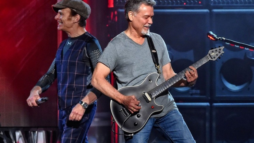 Une voiture de course d'Eddie Van Halen à vendre