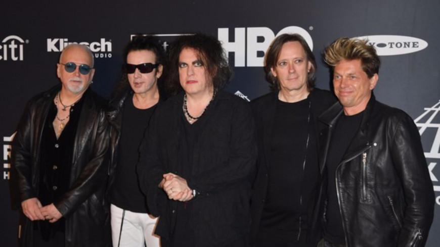 """The Cure en pleine préparation de son nouvel album annoncé comme """"incroyable"""" !"""