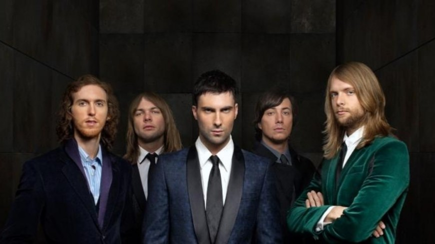 Découvrez Nobody's Love, le nouveau titre de Maroon 5 (VIDÉO)