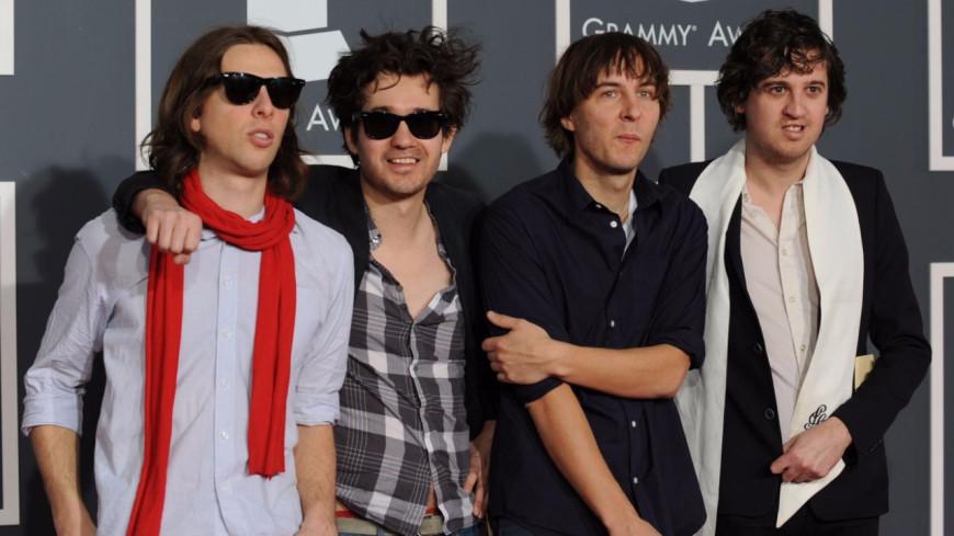 """Le groupe de rock français """"Phoenix"""" est de retour !"""