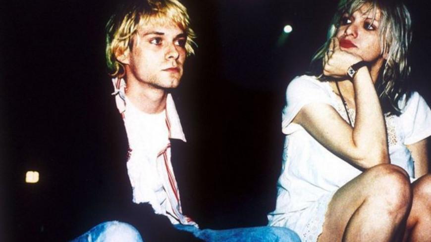 Un duo inédit de Kurt Cobain et Courtney Love ! (vidéo)