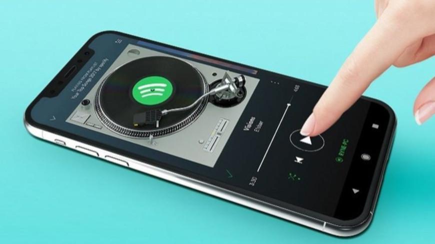 Lancement du mode karaoké par Spotify