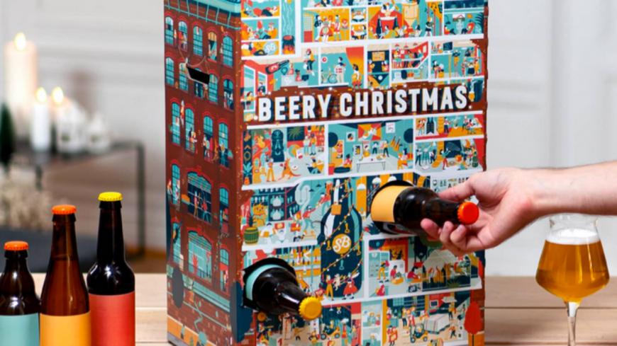 Les calendriers de l'Avent bière arrivent !