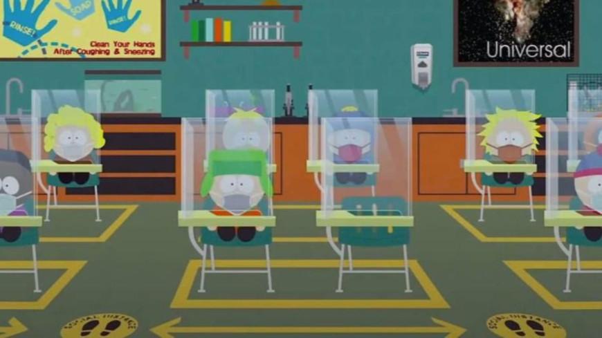 South Park : un épisode spécial dédié au coronavirus disponible en septembre (vidéo)