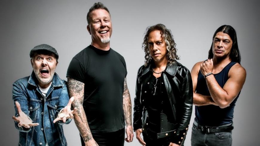 Metallica adapte un de ses hits pour Disney !