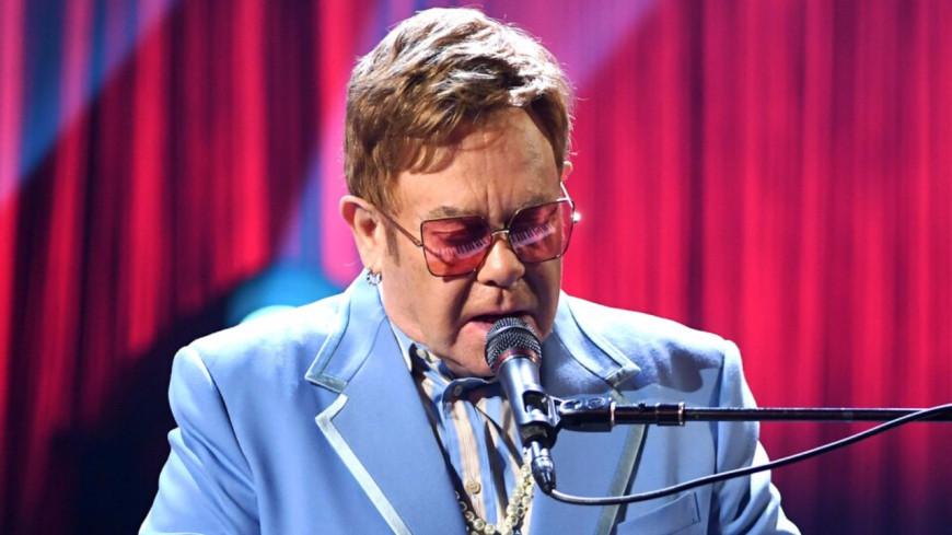 Elton John partage un inédit datant de 1969 ! (vidéo)