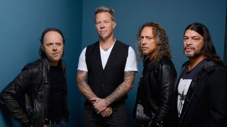 Metallica : le groupe donnera prochainement un concert en streaming !