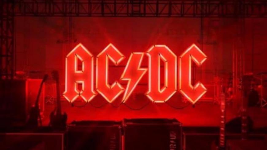 AC/DC : le groupe publie un générateur de logo !
