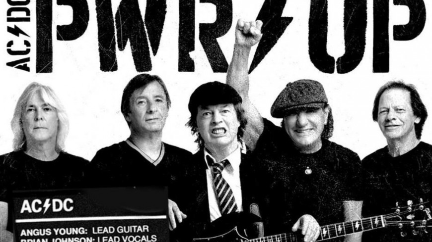 """AC/DC : l'album """"Power Up"""" est un hommage à Malcolm Young"""