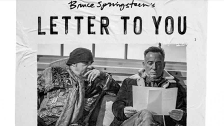 "Bruce Springsteen : son documentaire et son album ""Letter To You"" disponibles !"