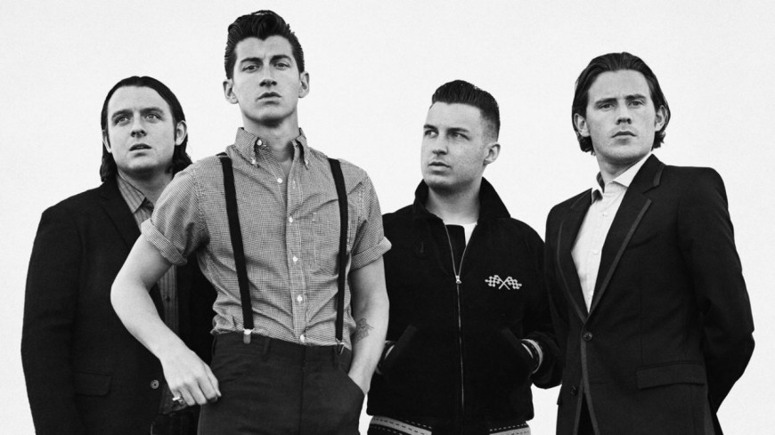 Un album live d'Arctic Monkeys à venir ! (teaser)