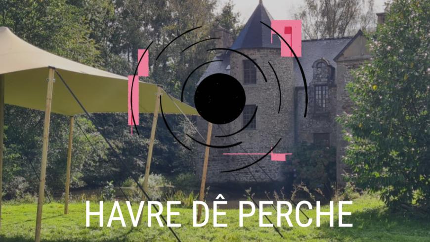 Le Château Perché, un lieu de confinement insolite et festif