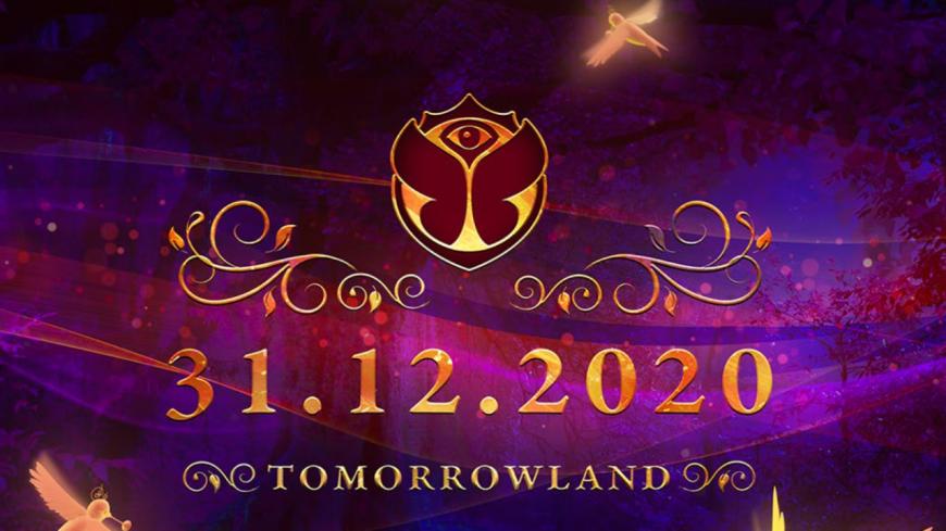 Tomorrowland vous accompagne pour fêter le nouvel an !