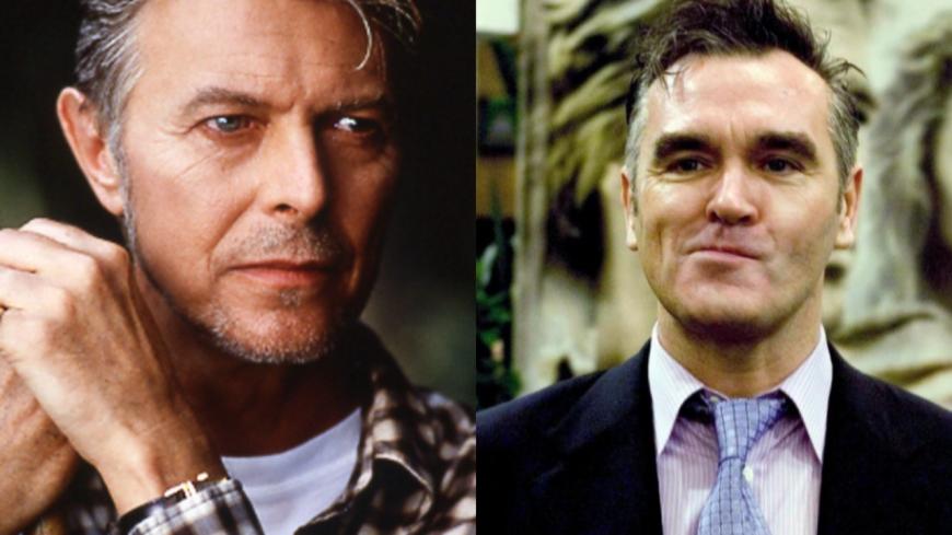 Quand David Bowie et Morrissey reprennent T. Rex. (vidéo)
