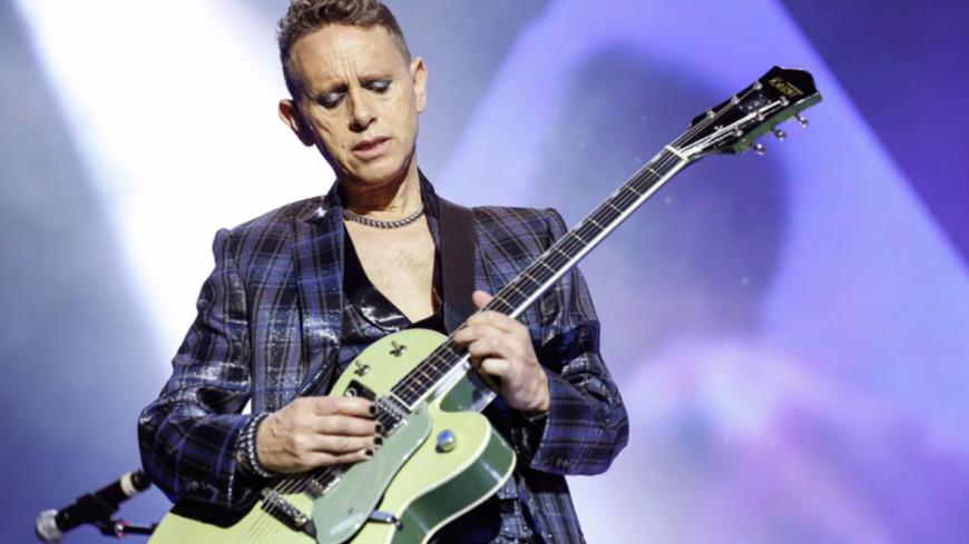 Martin Gore (Depeche Mode) se lance en solo ! (vidéo)