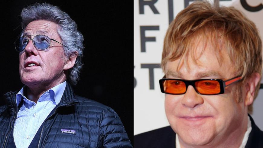 Roger Daltrey & Elton John : une rancoeur toujours d'actualité