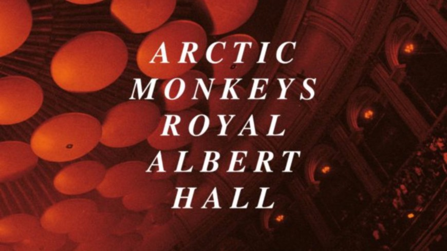 Arctic Monkeys partage un morceau de son album live à venir ! (vidéo)