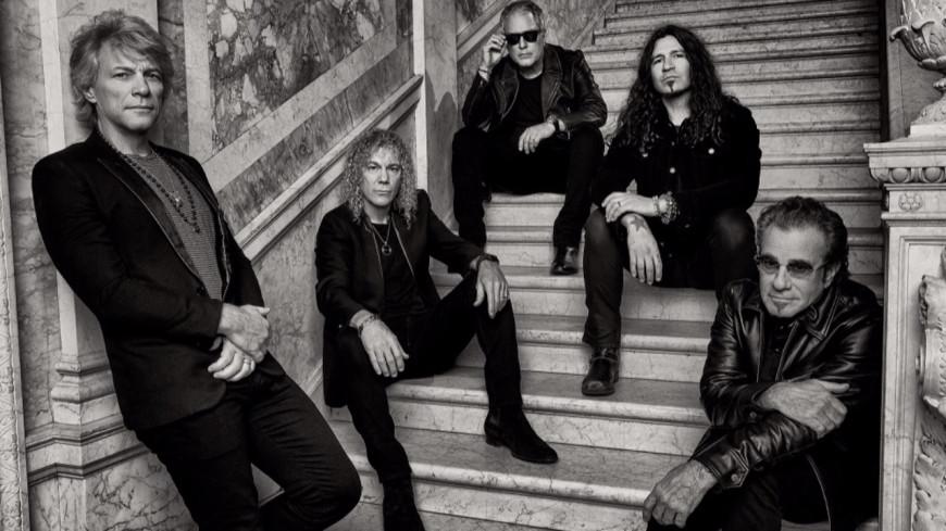Bon Jovi donnera un concert gratuit en streaming !