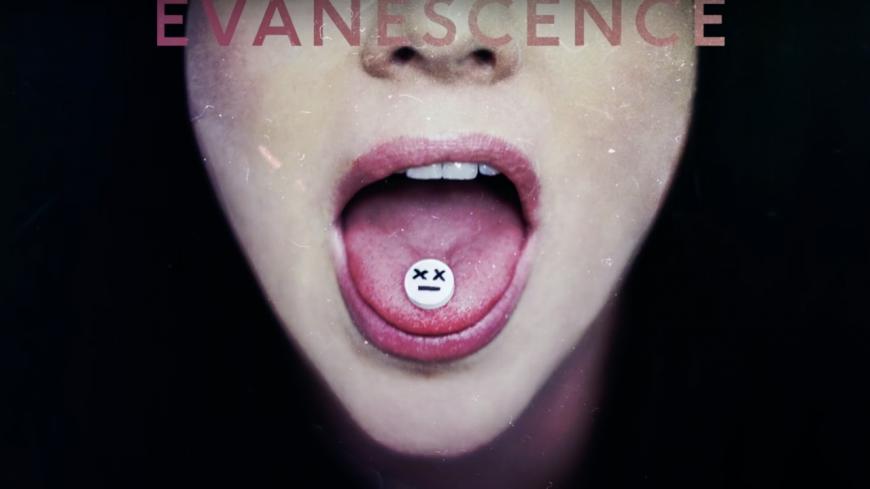 """Découvrez """"Yeah Right"""", le nouveau single d'Evanescence"""