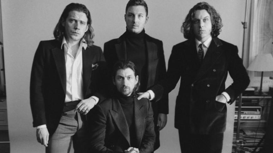 Les Arctic Monkeys reprennent la route du studio !
