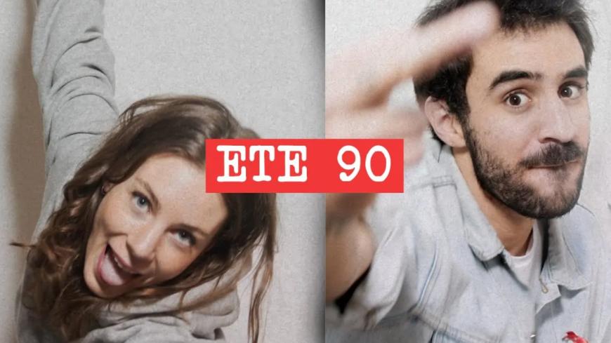 """Thérapie TAXI dévoile son nouvel EP et le clip de """"Eté 90""""  ! (vidéo)"""