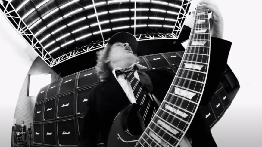 """AC/DC partage le clip de """"Realize"""" ! (vidéo)"""