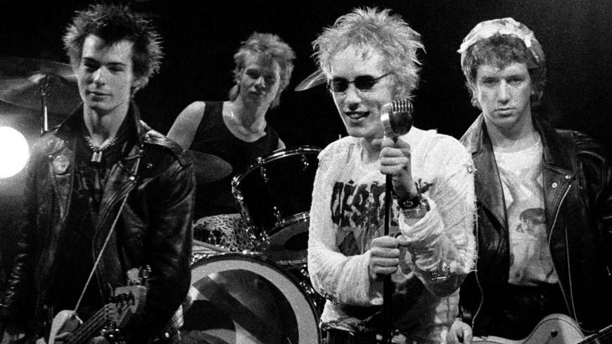 Une mini-série sur les Sex Pistols verra bientôt le jour
