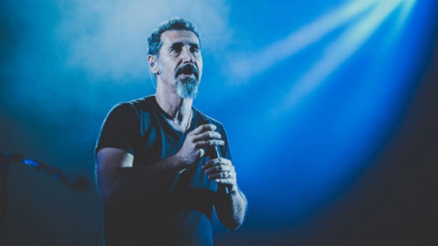 Vidéo - Découvrez la bande-annonce du documentaire sur Serj Tankian (System of a Down)