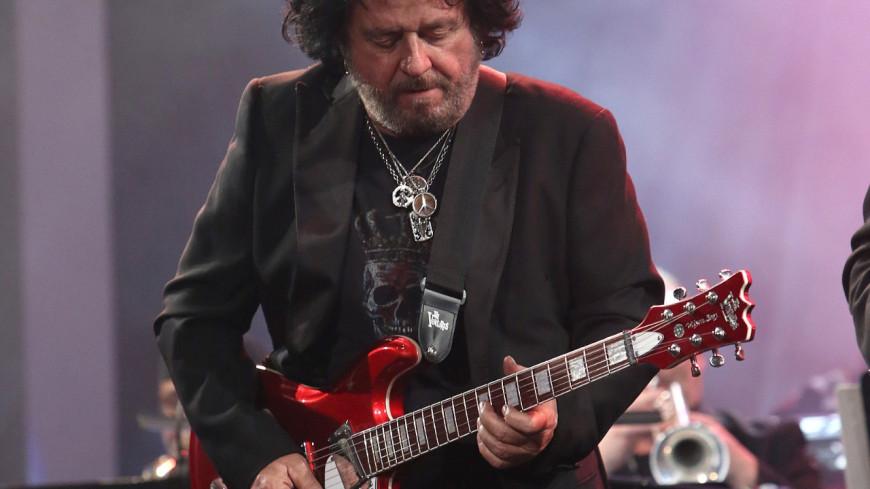 Steve Lukather (Toto) dévoile un nouveau morceau ! (vidéo)