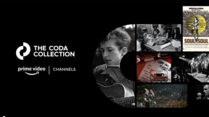 Une nouvelle plateforme dédiée aux concerts et documentaires musicaux