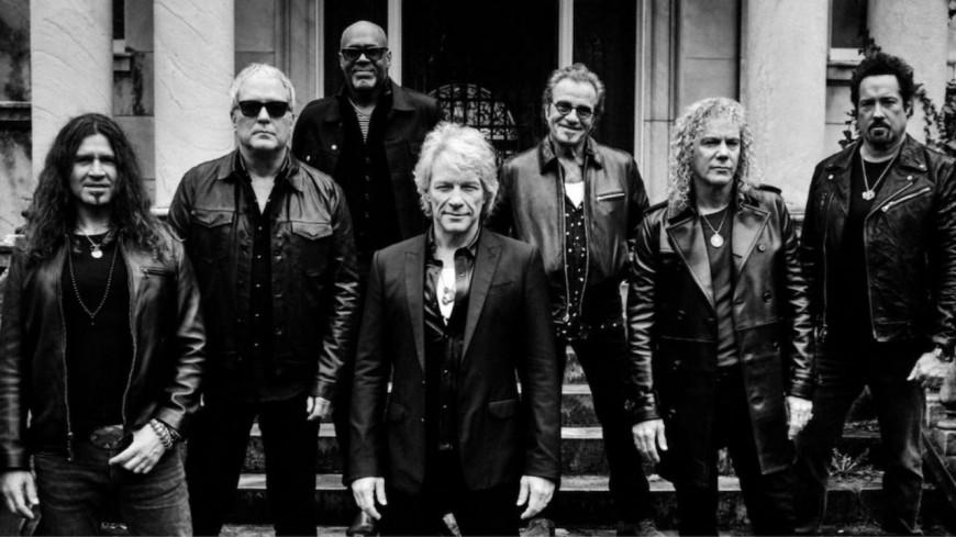 Bon Jovi partage un nouveau titre (lyric vidéo)