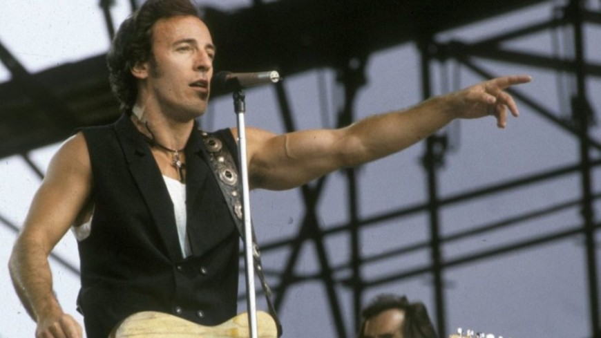 Bruce Springsteen : Retour sur des prestations lives inoubliables (vidéos)