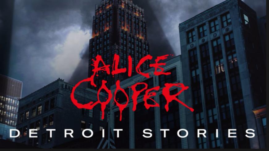 """Alice Cooper fête son anniversaire avec le titre """"Social Debris"""" ! (vidéo)"""