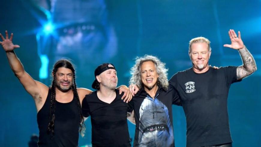 Metallica et Green Day monteront sur scène ce week-end !