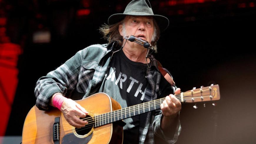Neil Young va ressortir un album de ses archives