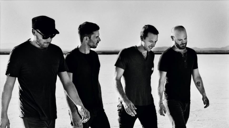 Coldplay s'apprêterait à dévoiler un nouvel album !