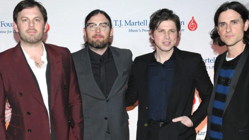 Les Kings Of Leon partagent leur nouveau morceau ! (vidéo)