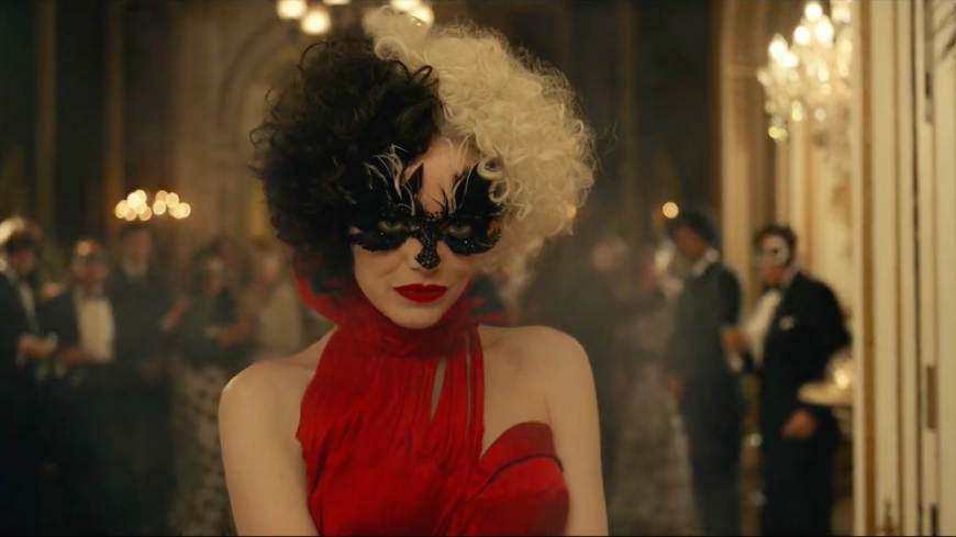 """Découvrez le trailer punk du nouveau Disney"""" Cruella"""" (vidéo)"""